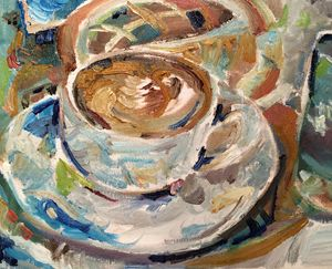 Espresso Coffee Morning Cup of Joe