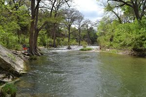 Onion Creek, Austin