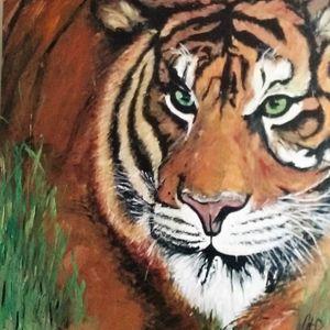 Storybook Tiger
