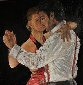 Tango-The dance of love