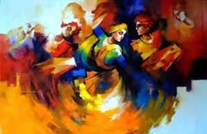 dance moment