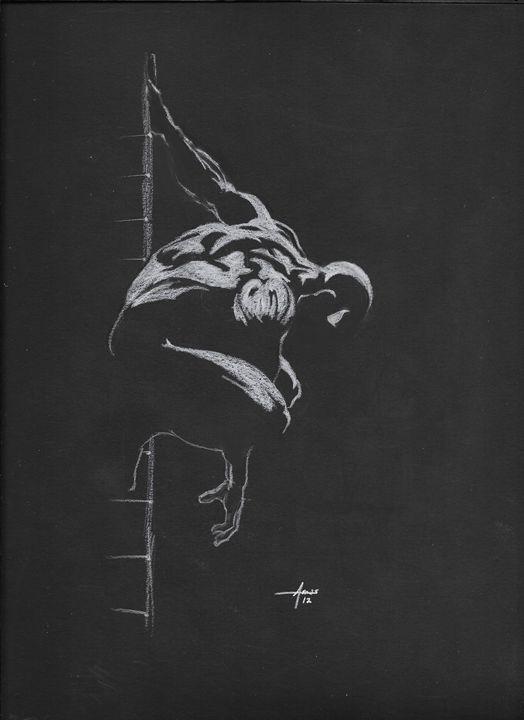 Spider-man Noir - Illustrations