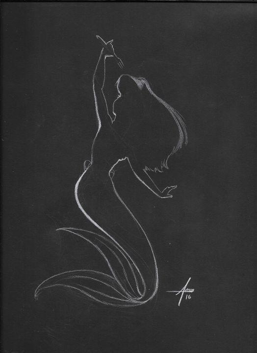 Ariel Noir - Illustrations