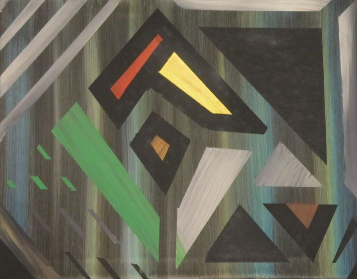 Black Triangle - Frederick Agnew
