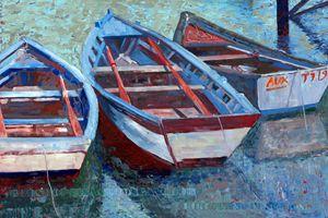 A Strong Anchor - Sharon Schuetze Fine Art