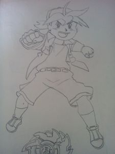 Tyson (From Beyblade) :) :) :) :) :)