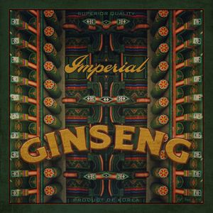Imperial Ginseng - Bill Jonas Gallery