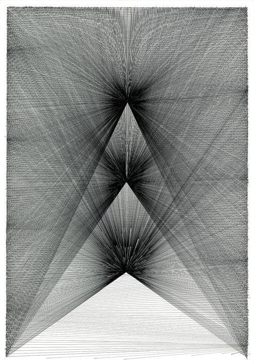 My three graces - Andrew Bator Art