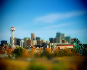 Denver Elitch Gardens Theme Park