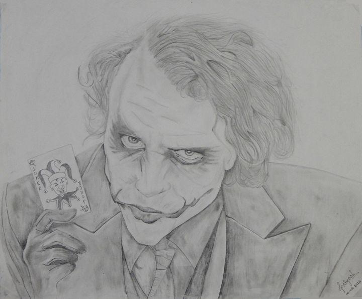 Joker - Priyesh Collection