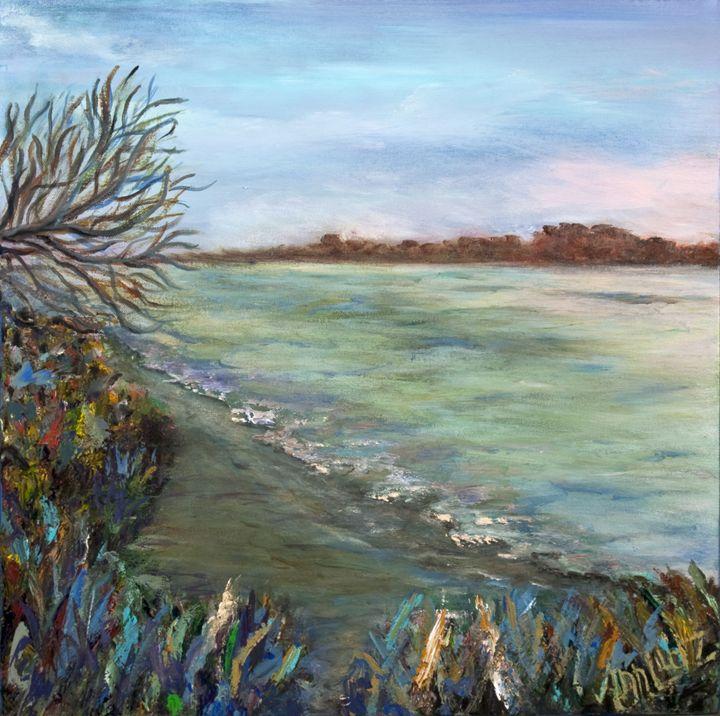 Ocean - Decorative Impressions by Ann Lutz