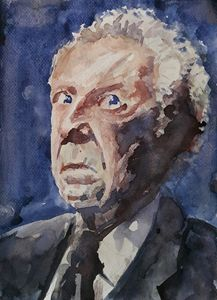 Watercolor Portrait 1