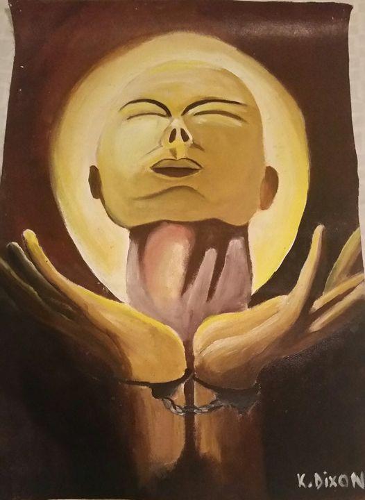 the prayer - kamar dixon