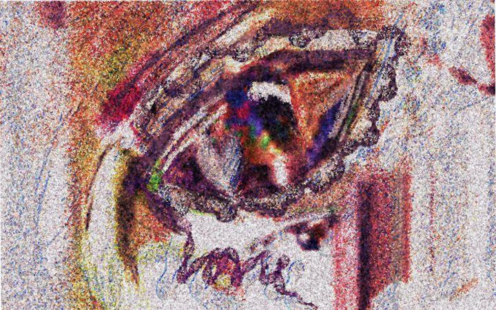 Eye - Zizela art & design