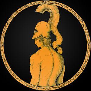 Achilleus Ornament