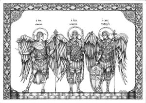 The Synaksis of the Archangels