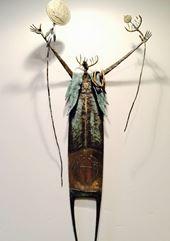 Bill Worrell Sculpture
