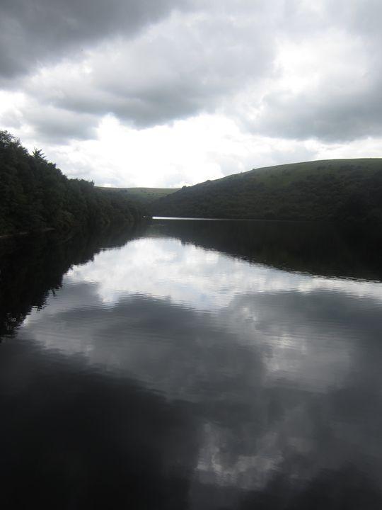 Reflected Clouds - Kate Bartholomew