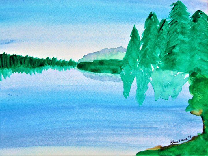 Hume Lake - Alicia Marie