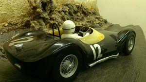 1960 Maserati Birdacage - Warehouse