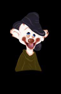 Clown Dopey