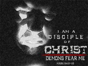 Demons Fear Me