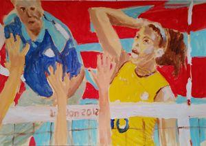 Volleyball match III - BACHMORS
