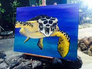 The Predator Turtle