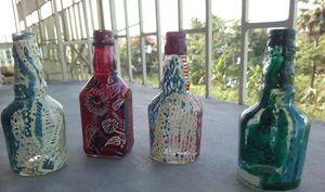Multipurpose glass vases
