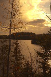 Lac Long St-Elie-de-Caxton