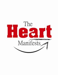 The Heart Manifests The Art