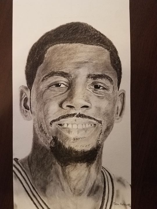 Kyrie Irving - Ben Helmuth
