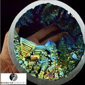 Bismuth Art