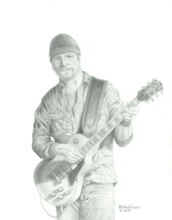 The Edge - Mitchell Lewis