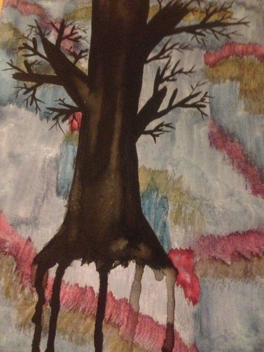 """""""Lifeless tree"""" - Cameo Townsend"""