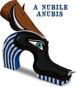 A Nubile Anubis