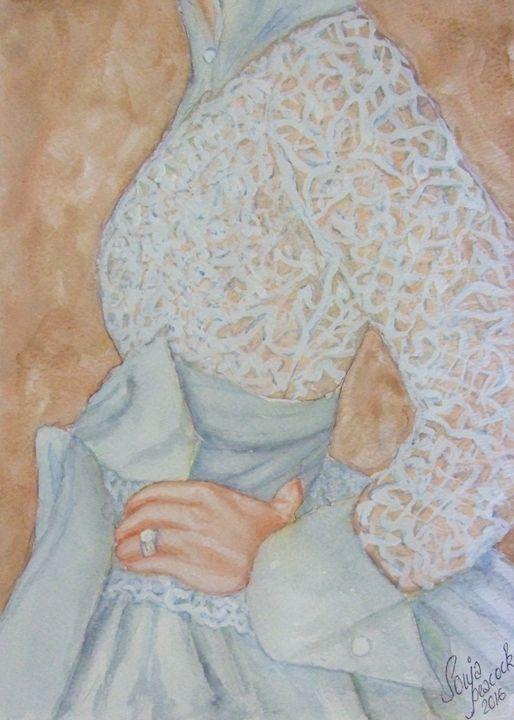 The Brides Dress - Sonja Peacock