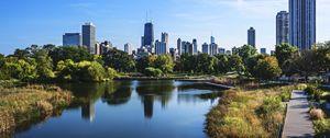 Chicago park district - Lincoln Park
