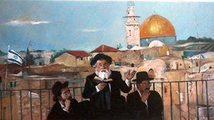 Jerusalem, the holy land