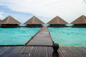 Water Bungalows - KenMdesigns