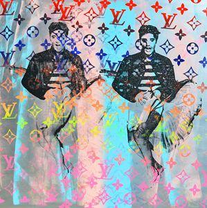 Double Dancer (Elvis, Marilyn)