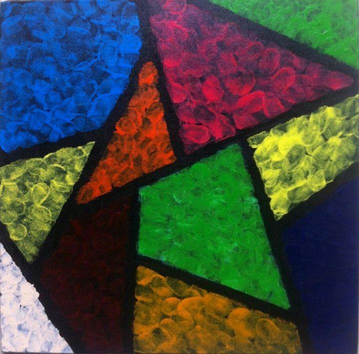 Abstract - 2amArtGallery