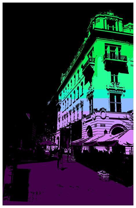 City color - Magdalena Ziemak