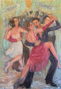Tango Dancers 111