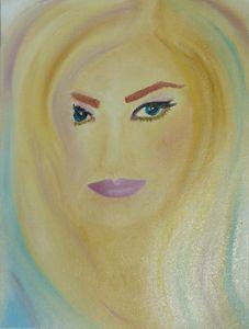 High Energy painting - Beauty energy