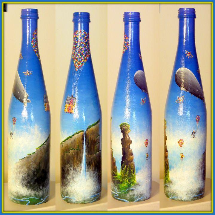 "Drink ""Up"" - Kristen Ann's Paintings"