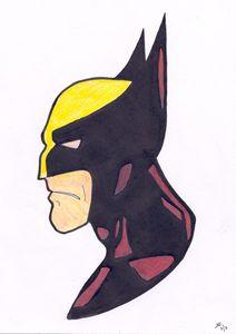 Wolverine Bust