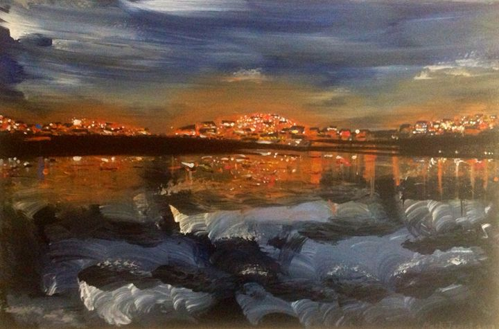 Scarborough Nights - Mark James