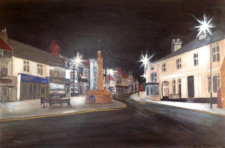 Guisborough Town - Mark James