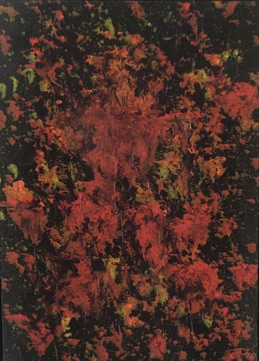 Fire In The Dark - Christian Berquier
